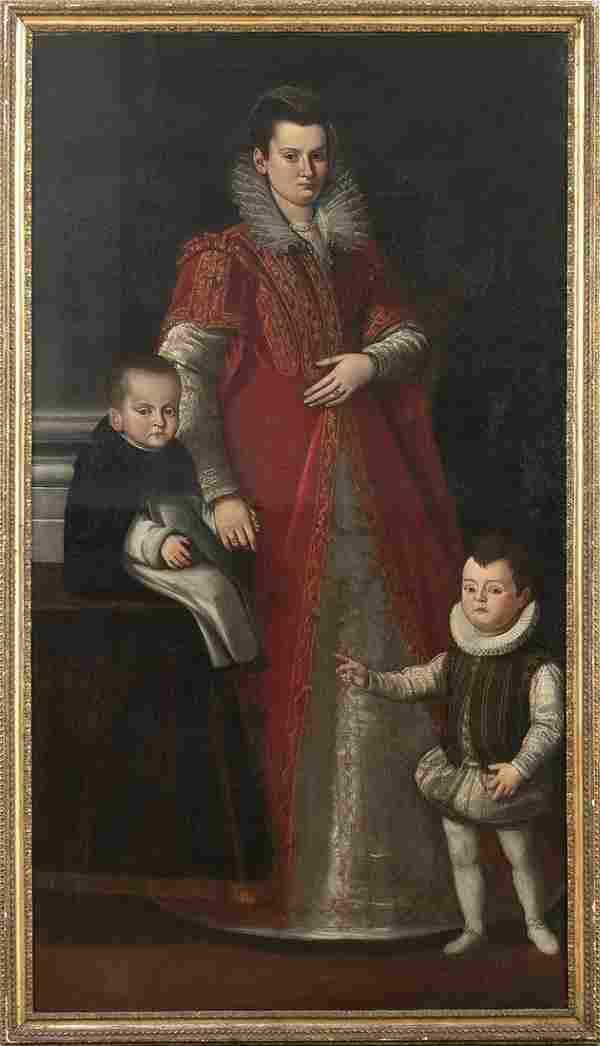 TIBERIO TITI (Florence, 1573 - 1627), ATTRIBUTED TO -