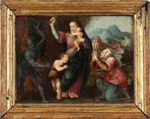 EMILIAN SCHOOL, LATE 16th CENTURY / EARLY 17th CENTURY