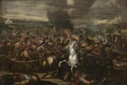 MARZIO GANASSINI (Rome, 1560 circa - 1620 circa) -