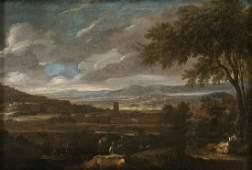 AMBITO DI GASPARD DUGHET (Roma, 1615 - 1675) -