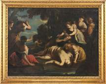 BOLOGNESE SCHOOL, FIRST HALF OF THE 18th CENTURY -