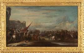 FRANCESCO SIMONINI (Parma, 1686 - Venice?, ca. 1755),