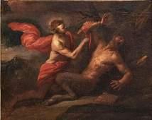 DAVID DE HAEN (Amsterdam, 1585 - Rome, 1622),