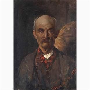 PIETRO VANNI Viterbo, 1845 - Rome, 1905 -
