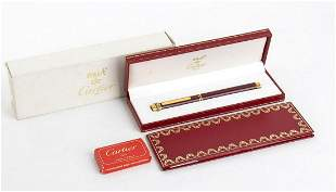 Le Must de Cartier Vendome, fountain pen