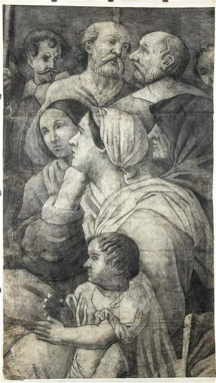 Group of seven figures