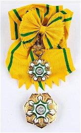 Saudi Arabian King Abdul Aziz Order Of Merit, Grand