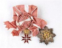 Austria, Order of Merit, grand cross set,