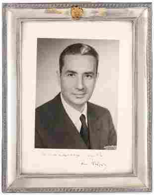 MORO, Aldo (Maglie, 23 September 1916 - Rome, 9 May