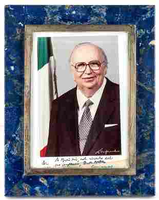 SPADOLINI, Giovanni (Florence, 21 June 1925 - Rome, 4