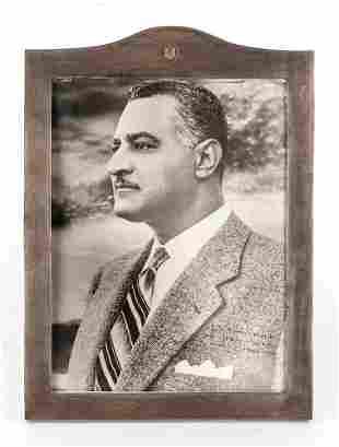ABD GAMAL el Nasser (Alexandria, Egypt, January 15,