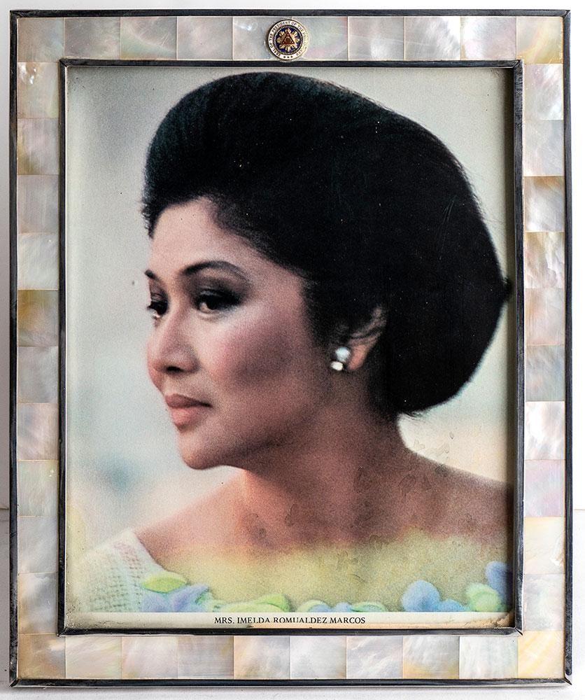 ROMUALDEZ MARCOS, Imelda (Manila, 2 July 1929)