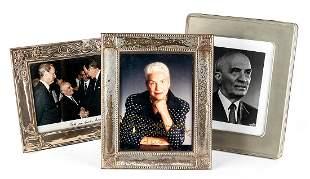 FANFANI, Amintore and Maria Pia