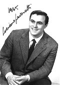 Luciano Pavarotti (Modena 1935 – ivi 2007)