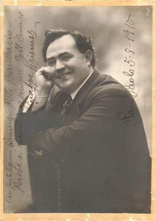 Giuseppe Krismer (Salerno 1876 - Pozzuoli 1946)