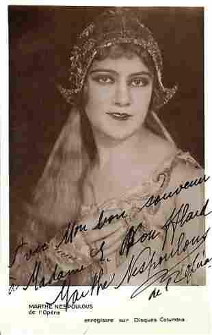 Marthe Nespoulous (Parigi 1894 – Bordeaux 1962)