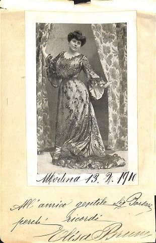 Elisa Bruno (Torino 1889 - ?)