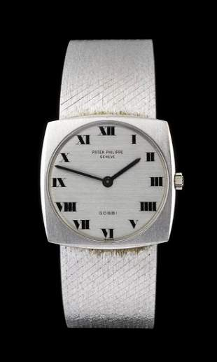 PATEK PHILIPPE gold wristwatch