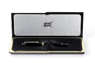 MONTBLANC Meisterstuck, fountain pen, 14k gold nib