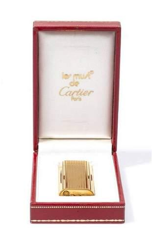 Le Must de CARTIER, lighter - 1980s