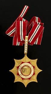 Bahrein, Emirate The Order of Bahrein