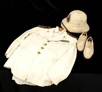 Commander uniform