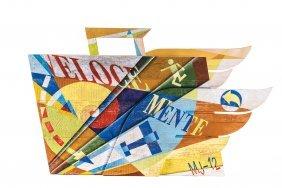 Laura Migotto - Dynamic Suitcase 3, 2015