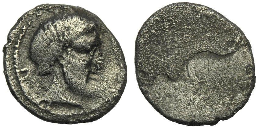 Etruria, Populonia, 5 Units, 3rd century BC