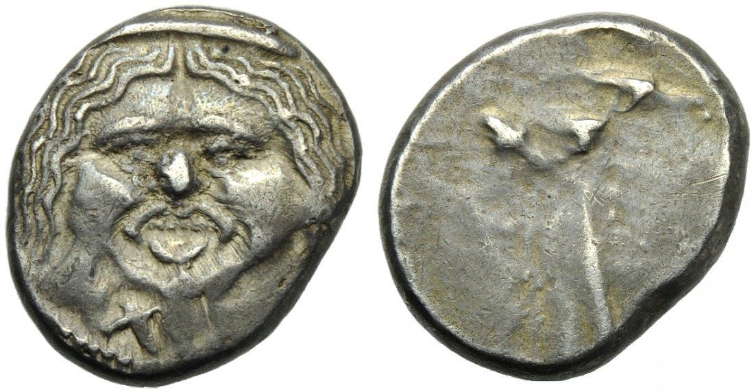 Etruria, Populonia, 20 Units, c. 300-250 BC