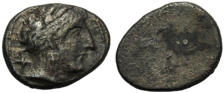 Etruria, Populonia, 10 Units, c. 300-250 BC