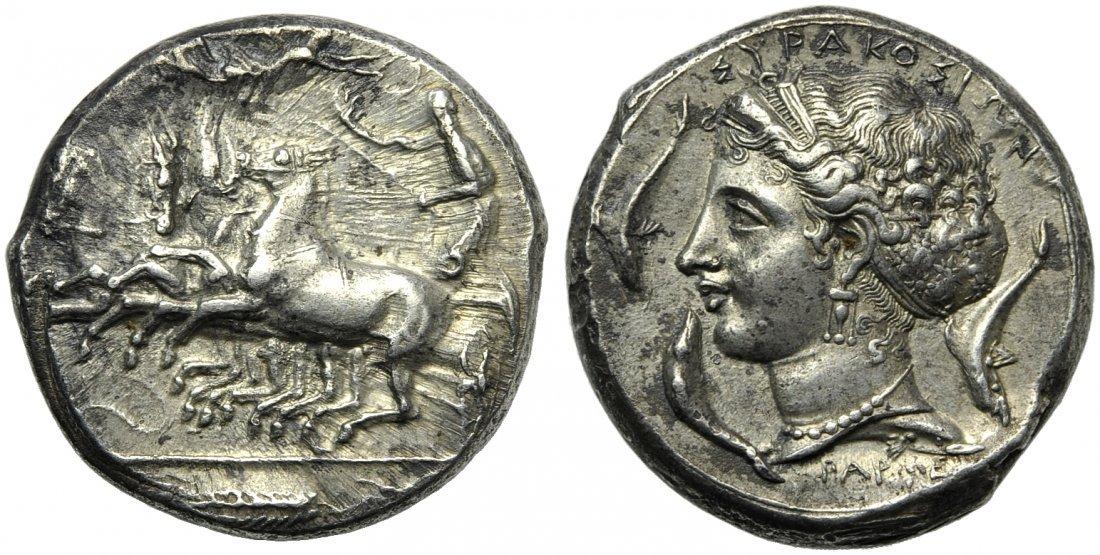 Sicily, Syracuse, Second Democracy (465-405),