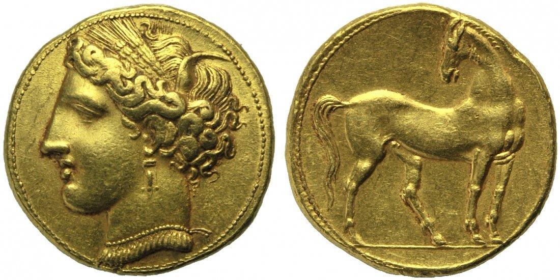 The Carthaginians in the Mediterranean Carthage,
