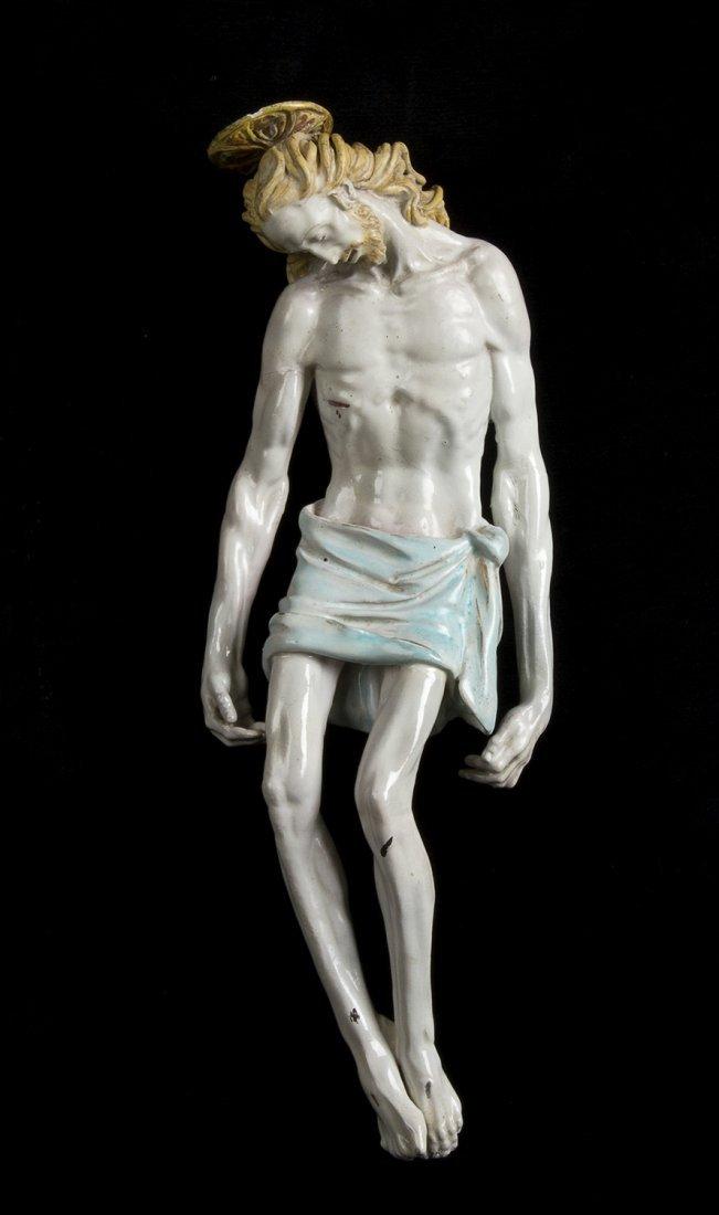 EUGENIO PATTARINO - Christ, 1950 circa