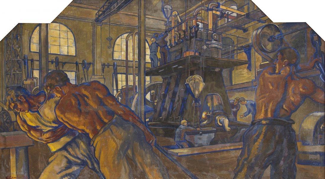 GIANNINO LAMBERTINI  - Factory
