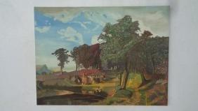 Farm Folk Art