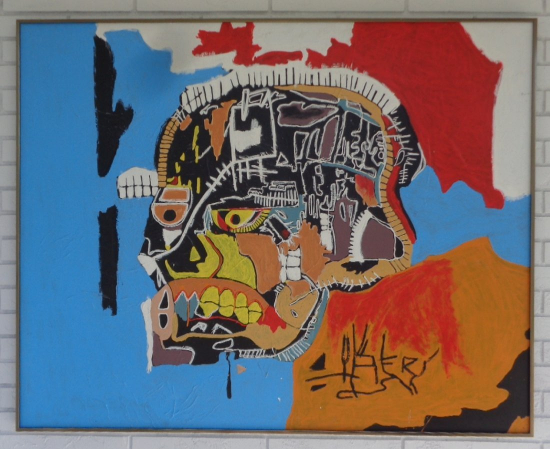 Large Contemporary Art - New York Painting
