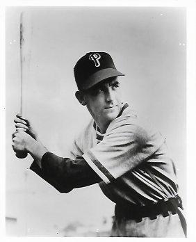 1950' Granville W Hamner American Baseball Shortstop
