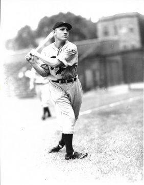 1939' Charles Herbert Klein Baseball Player