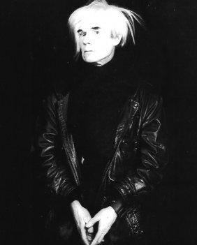 Black & White Andy Warhol