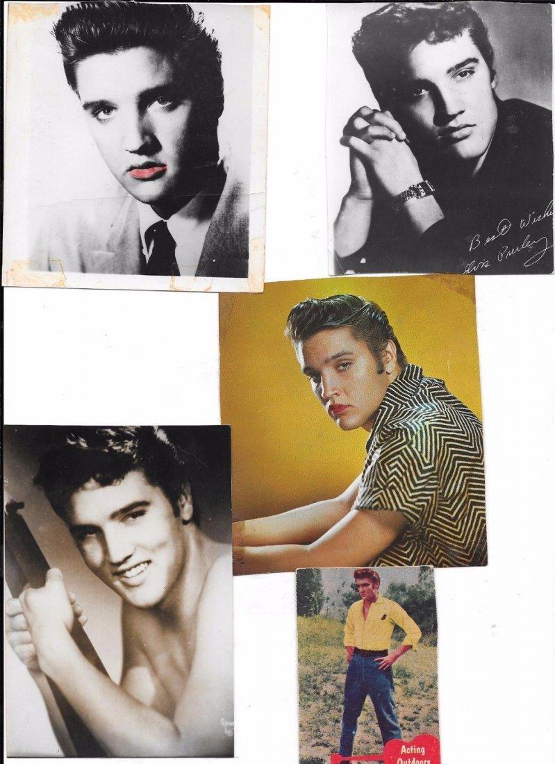 RARE 1956 1956 ORIGINAL ELVIS PHOTOS FAN CLUB
