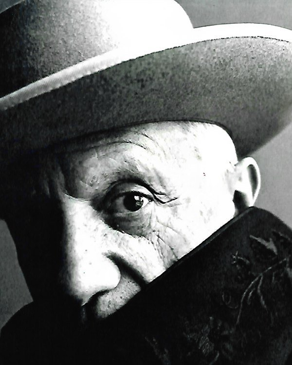 Pablo Picasso - Spain - Photo