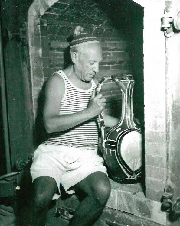 Rare Pablo Picasso Portrait Collection -  Art Photo