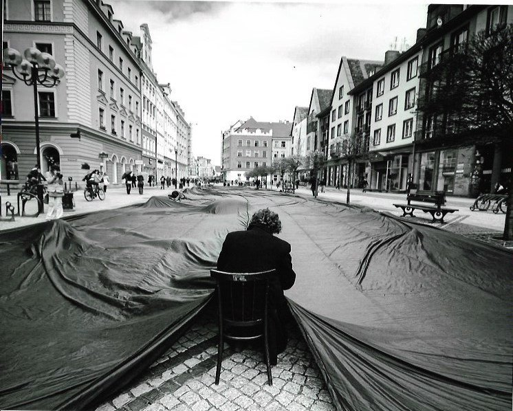 Rare Black & White - French Photo