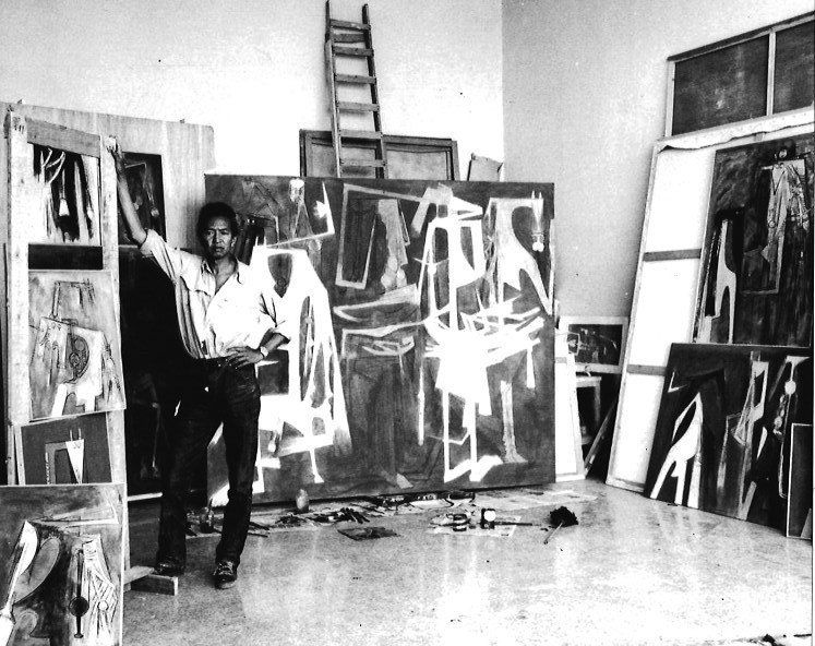 Wilfredo Lam 1902-1982- Cuban - Fine Art Photo