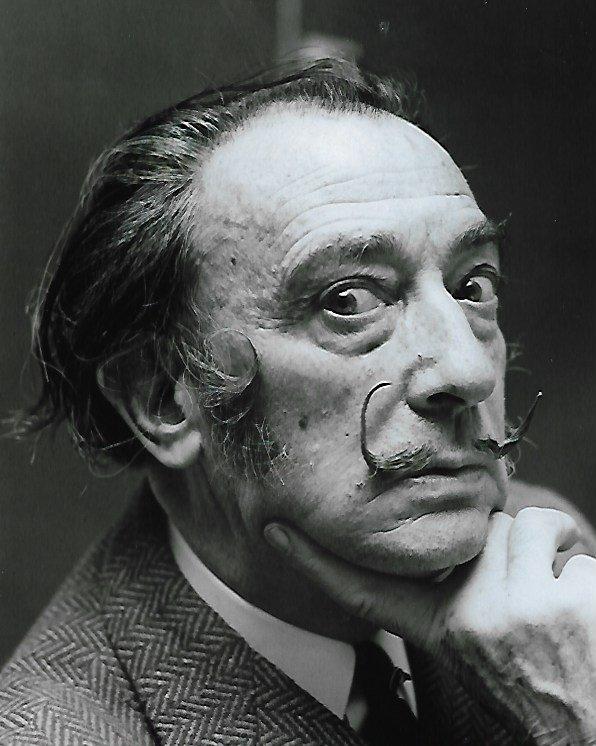 Salvador Dali Photo - Spain