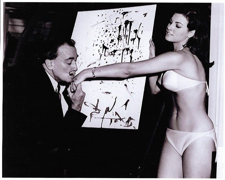 Dali & Raquel Photo