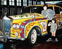 Color Beatles Photo