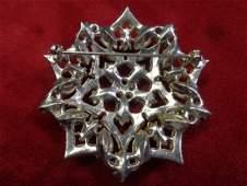 Vintage 1950' Custom Brooch Pin Jewelry