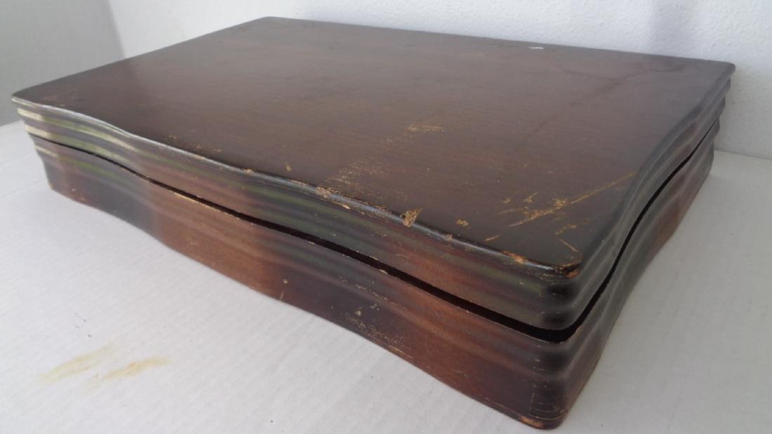Vintage Wallingford Plate AA+ 52 Pieces Silverware - 4