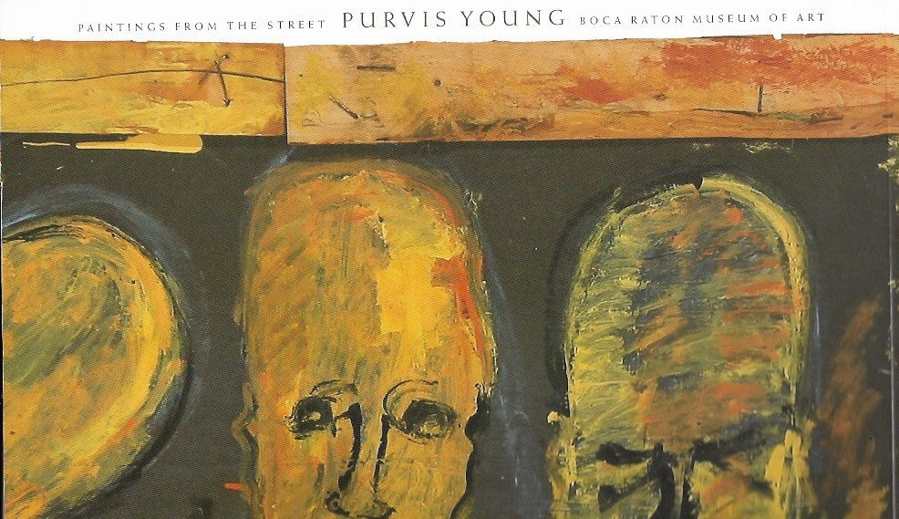 Purvis Young: Paintings From the Street Book - 2